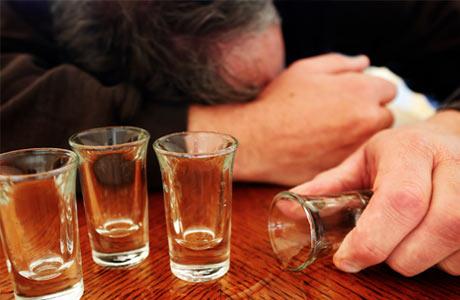 drunk shots